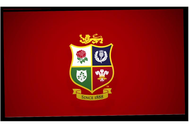 Lions-Badge